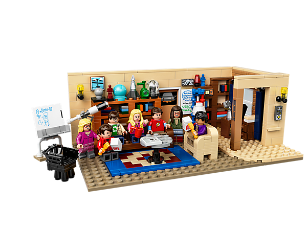 Explore product details and fan reviews for The Big Bang Theory 21302 from LEGO Ideas. Buy today with The Official LEGO® Shop Guarantee.
