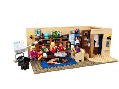 The Big Bang Theory - 21302   Ideas   LEGO Shop