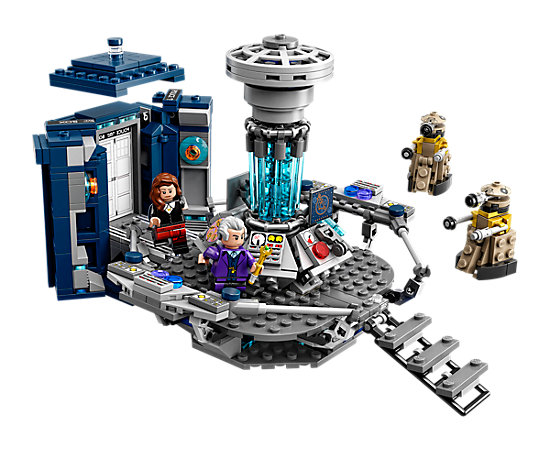 Doctor Who 21304 Ideas Lego Shop