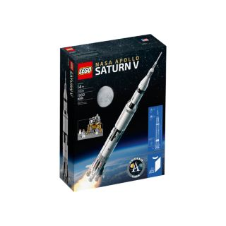 LEGO® NASA Apollo raķete Saturn V