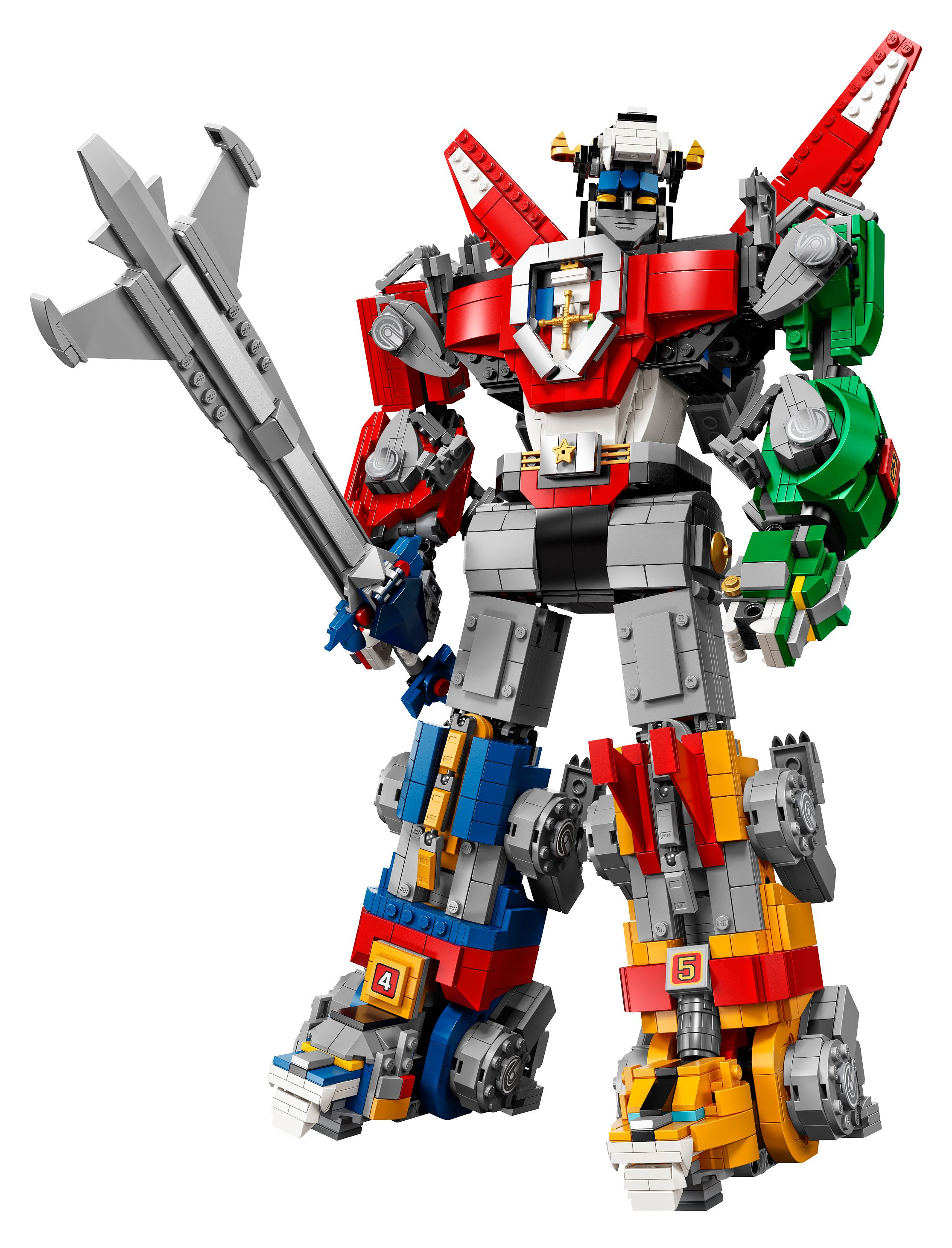 Lego® Shop The Voltron 21311Ideas At Us Buy Online Official mNwyvO80n