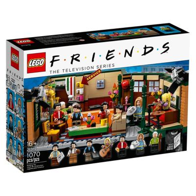 Lego Friends Christmas Sets.Central Perk