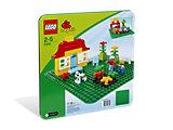 Green LEGO® DUPLO® Baseplate