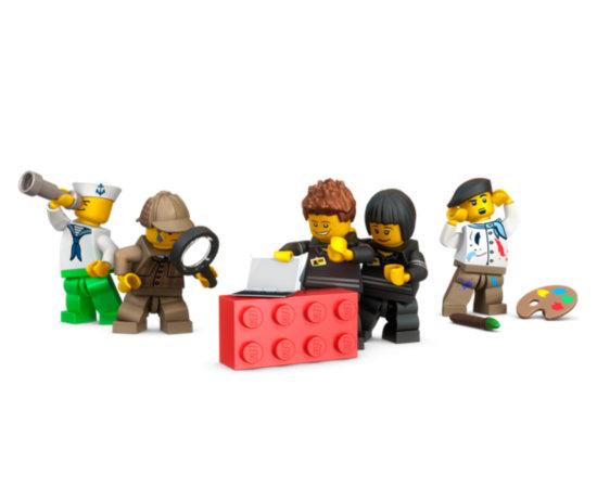 LEGO® Universe Massively Multiplayer Online Game - 2855133 | LEGO Shop