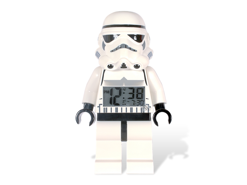 Image of Horloge Stormtrooper LEGO® Star Wars™