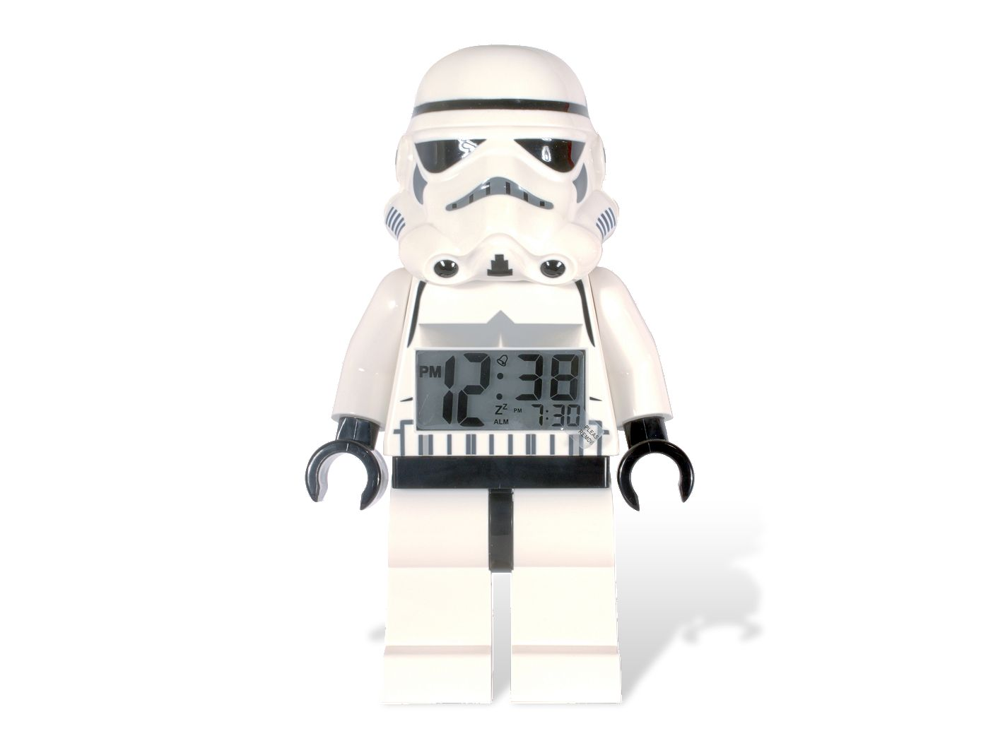LEGO® Star Wars™ Stormtrooper Minifigure Clock