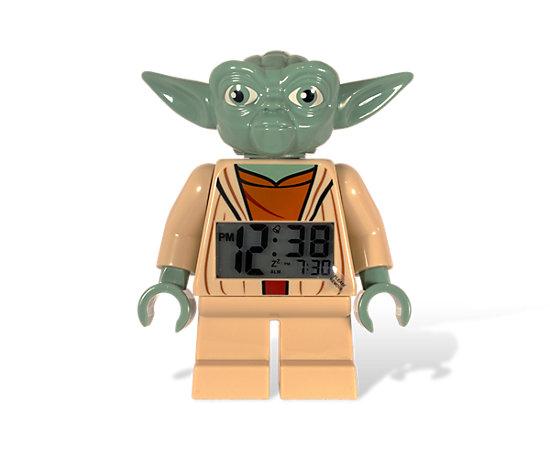 LEGO® <i>Star Wars</i>™ Yoda Minifigure Clock - 2856203   Star Wars ...
