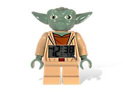 LEGO® Star Wars™ Yoda Minifigure Clock