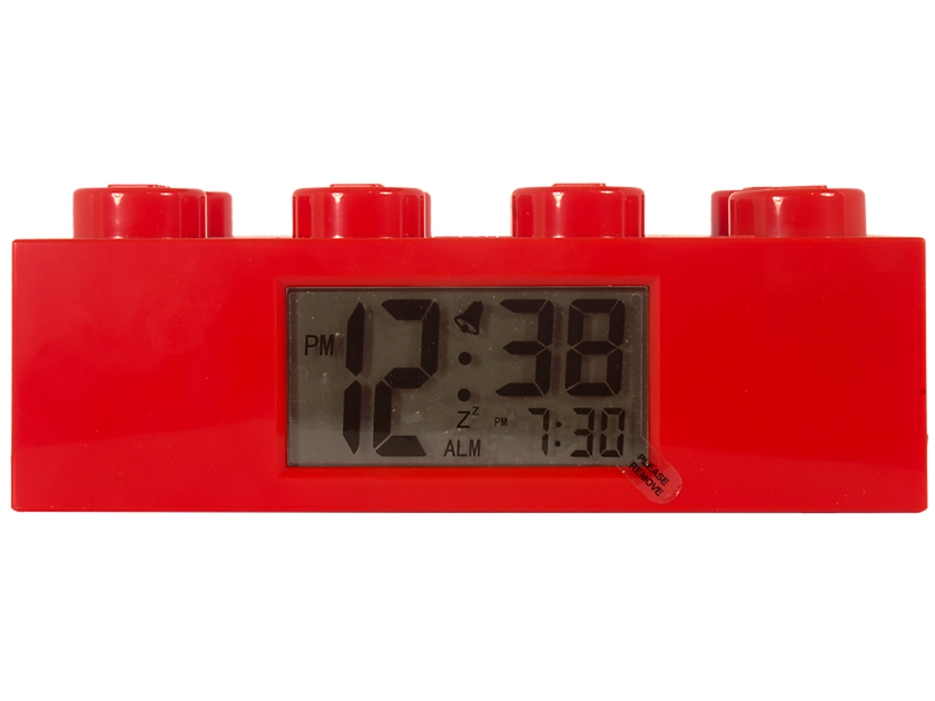LEGO® Red Brick Clock...