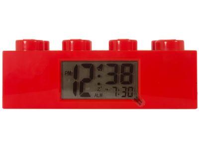 LEGO® Red Brick Clock - 2856236   LEGO Shop