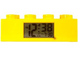 LEGO® Yellow Brick Clock