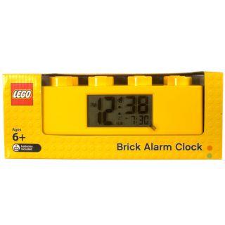 Réveil brique jaune LEGO®