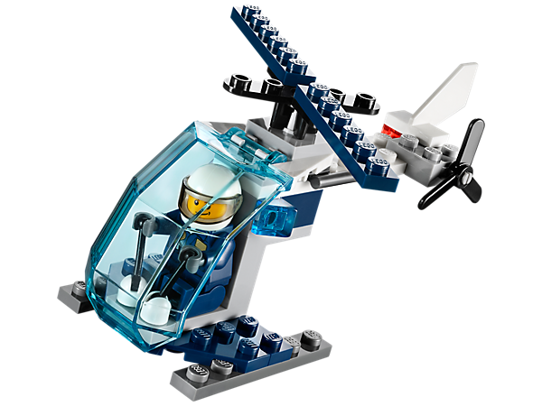 Police Helicopter 30222 City Lego Shop
