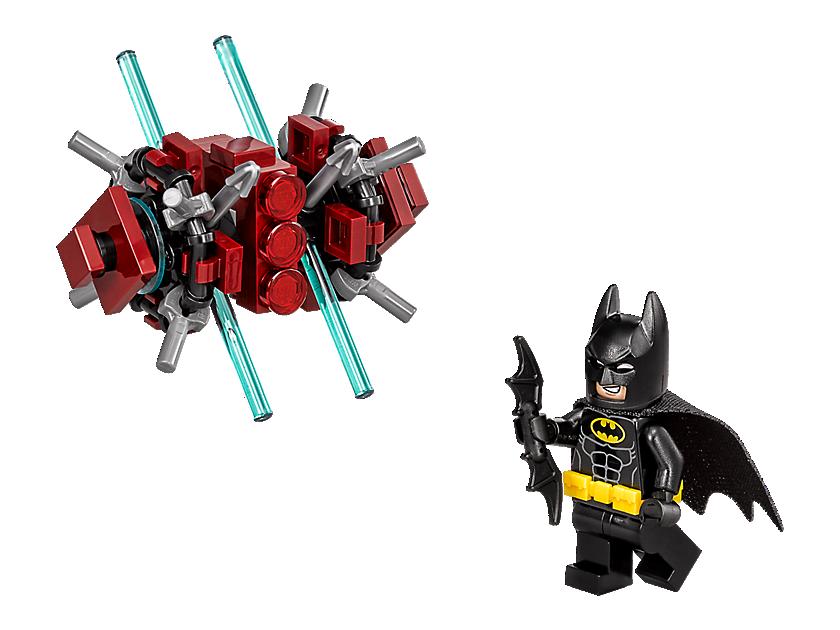 Batman™ dans la zone fantôme