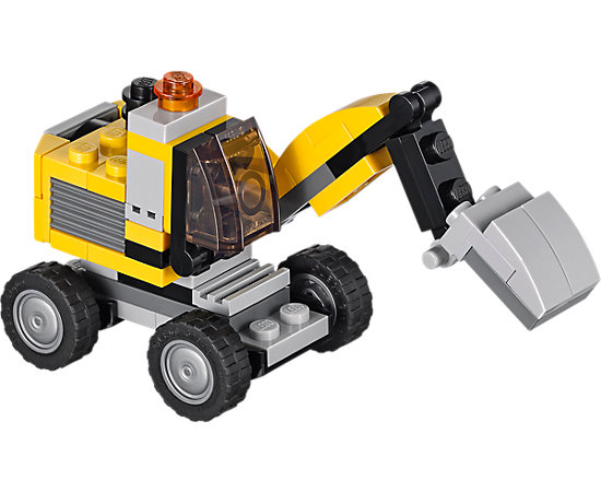 lego creator train instructions