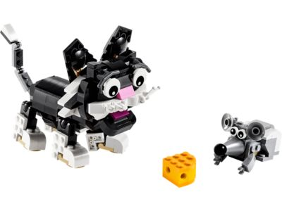 Explore product details and fan reviews for buildable toy Furry Creatures 31021 from Creator. Buy today with The Official LEGO® Shop Guarantee.