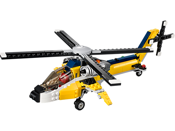 Explore product details and fan reviews for buildable toy Yellow Racers 31023 from Creator. Buy today with The Official LEGO® Shop Guarantee.