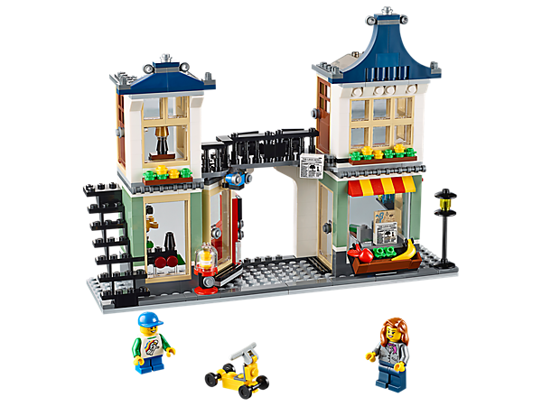 <p>Explore product details and fan reviews for Toy & Grocery Shop 31036 from Creator. Buy today with The Official LEGO® Shop Guarantee. </p>