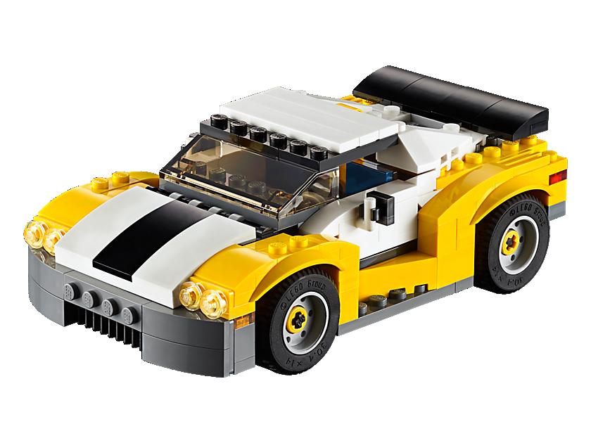 Lego Fast Car