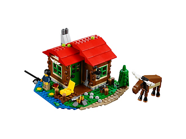 Explore product details and fan reviews for Lakeside Lodge 31048 from Creator. Buy today with The Official LEGO® Shop Guarantee.