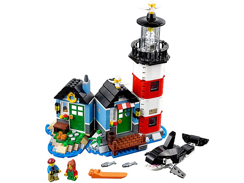 Lego Lighthouse Point