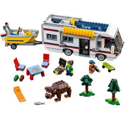 LEGO 31052 Creator Urlaubsreisen LEGO Bau- & Konstruktionsspielzeug LEGO Baukästen & Sets