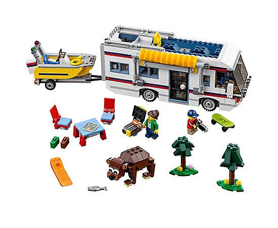 Urlaubsreisen 31052 Creator 3 In 1 Sets Lego Shop