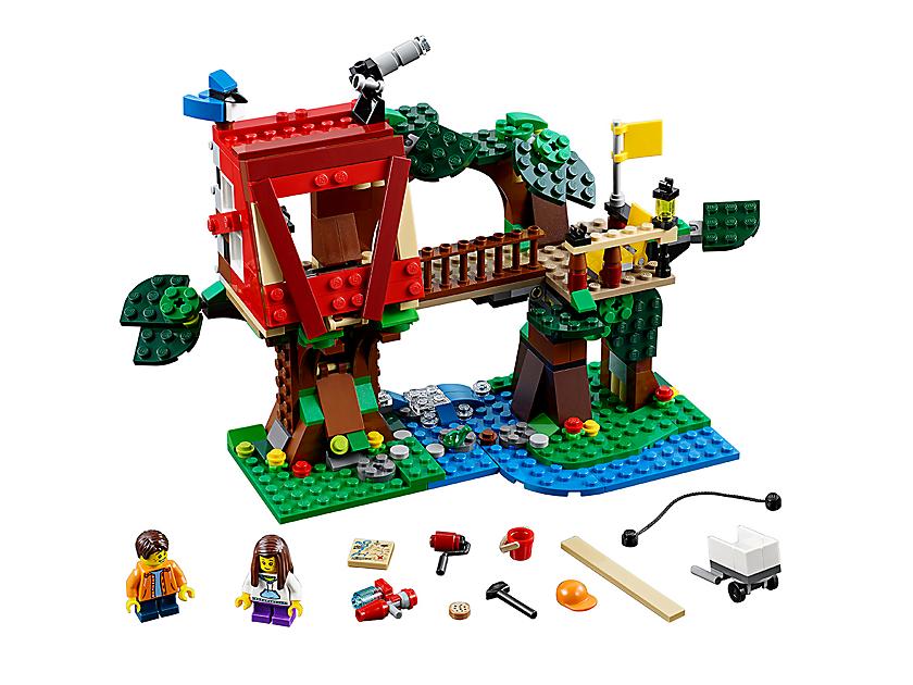 Lego Treehouse Adventures