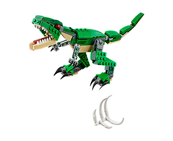Mighty Dinosaurs 31058 Creator 3 In 1 Lego Shop