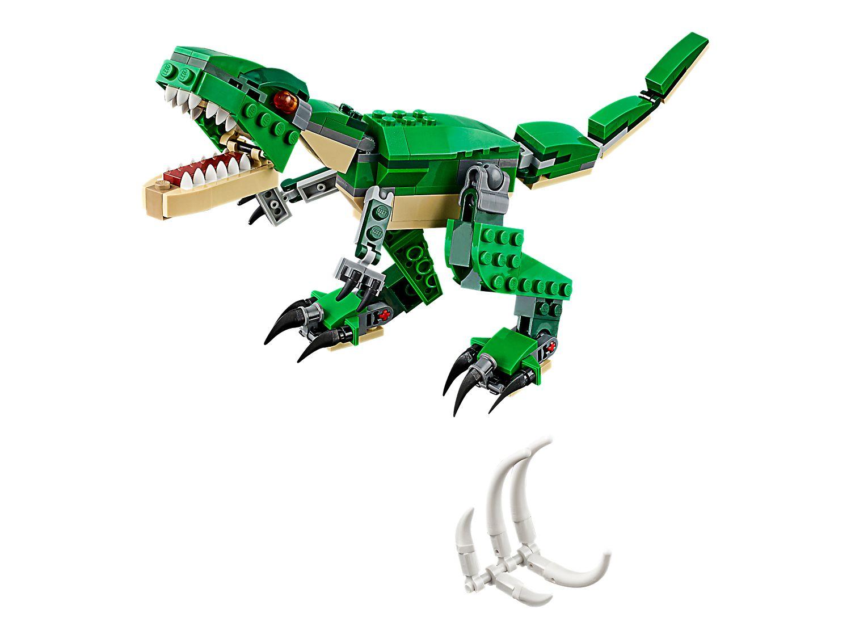 Mighty Dinosaurs 31058 Creator 3 In 1 Lego Shop