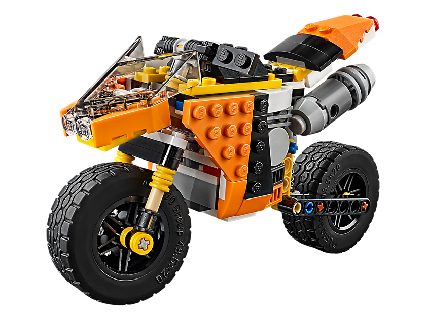 Lego Sunset Street Bike