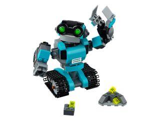Průzkumný robot