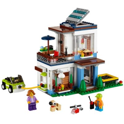 Modular Modern Home 31068 | Creator 3-in-1 | Buy online at the Official  LEGO® Shop US