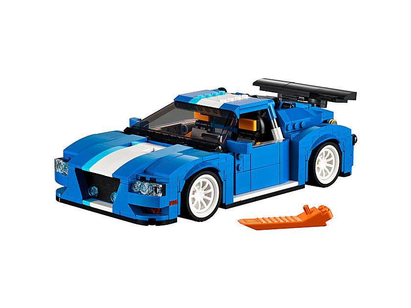 Lego Turbo Track Racer
