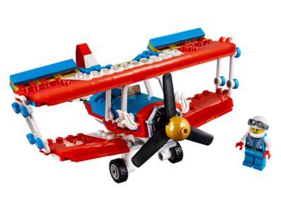 L'avion de voltige à haut risque