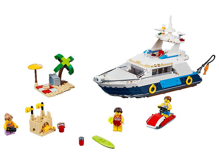 Abenteuer auf der Yacht