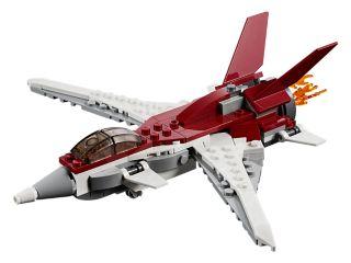 Flugzeug der Zukunft