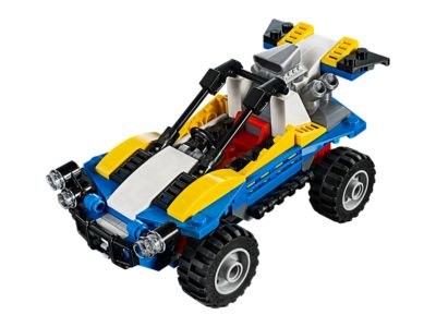Dune Buggy 31087 | Creator 3-in-1 | Buy online at the Official LEGO® Shop US