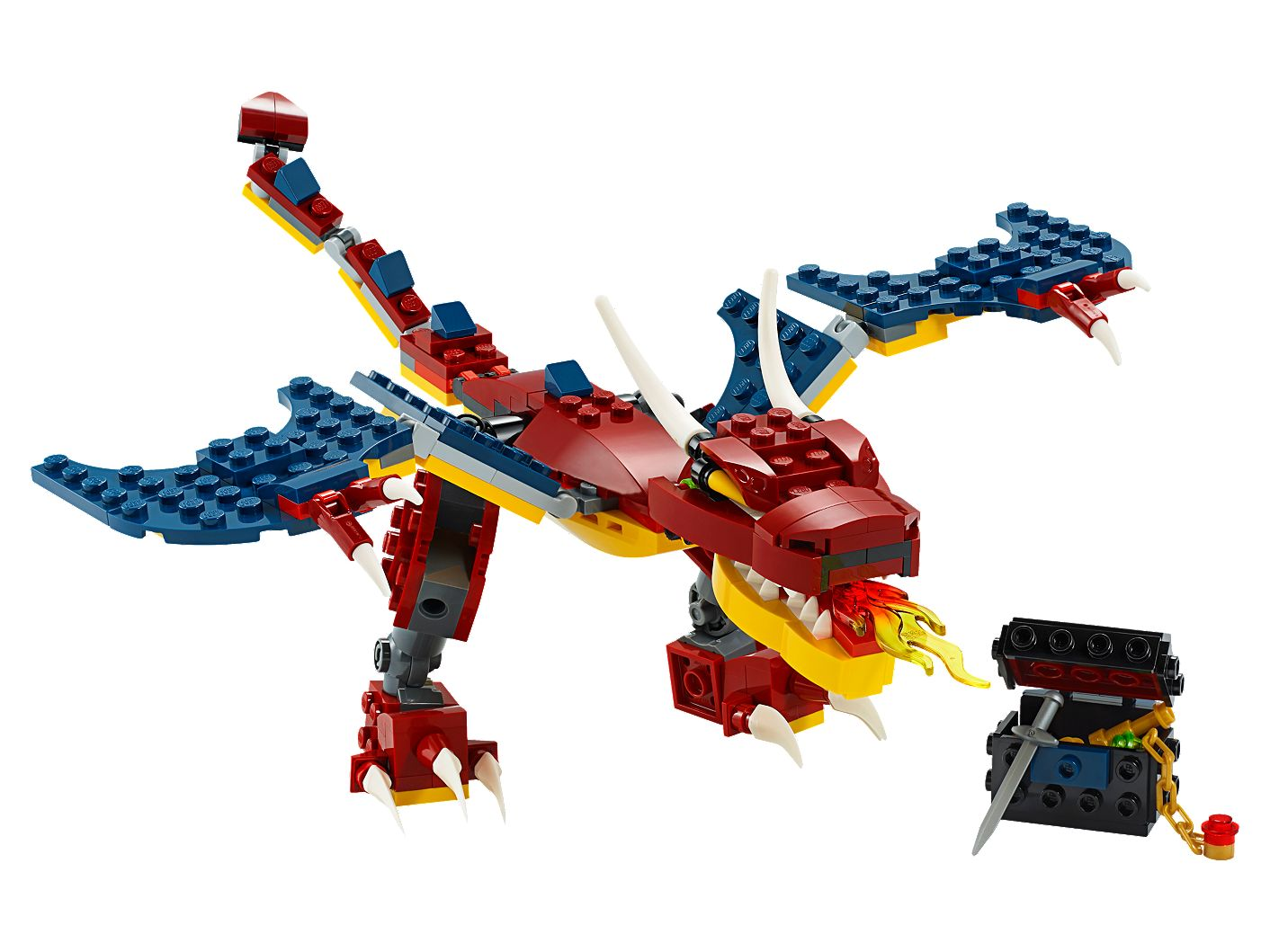 Fire Dragon 31102 | Creator 3 in 1 | Buy online at the Official LEGO® Shop SE