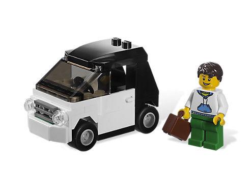 Small Car 3177 City Lego Shop