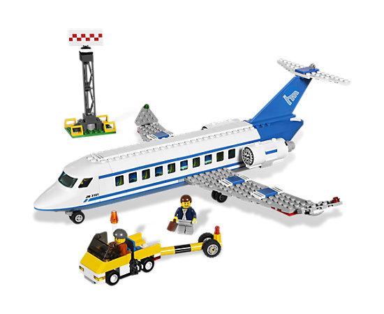 Passenger Plane 3181 City Lego Shop