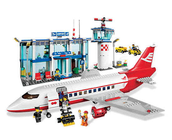 Airport 3182 City Lego Shop