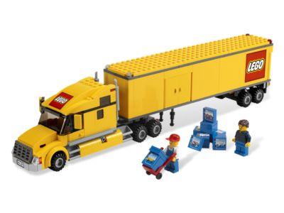 LEGO® City Truck - 3221   City   LEGO Shop