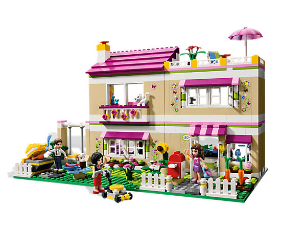 olivia s house 3315 friends lego shop. Black Bedroom Furniture Sets. Home Design Ideas