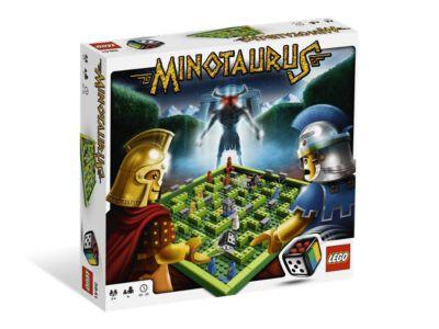 Minotaurus - 3841 | LEGO Shop