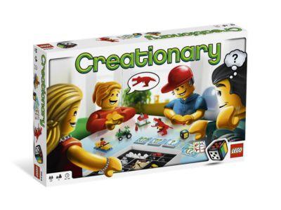 Creationary - 3844 | LEGO Shop