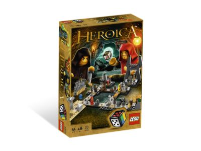 HEROICA™ Caverns of Nathuz - 3859 | LEGO Shop