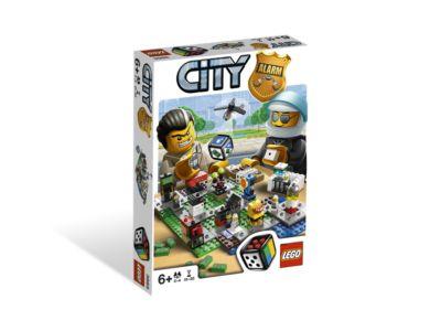 LEGO® City Alarm - 3865 | City | LEGO Shop