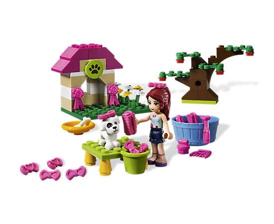 Mias Puppy House 3934 Friends Lego Shop