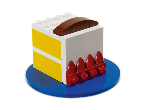 LEGO Birthday Cake  LEGO Shop - Lego birthday cake pictures